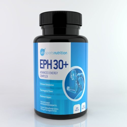 WBP Eph30+ - Advanced Energy Complex - Diet & Weight Loss Tablets (Bottle - 100 Tablets)