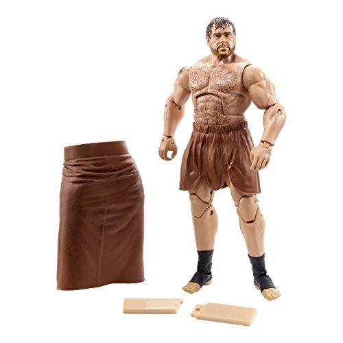 WWE Elite NXT Takeover Alexander Rusev Wrestling Action Figure