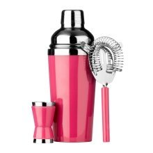 Cocktail Set - Hot Pink