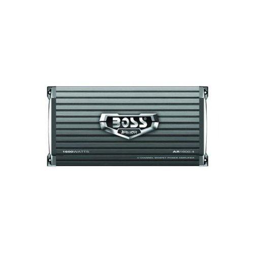 ARMOR 1600 Watts, 4-Channel Amplifier - AVA-AR1600.4