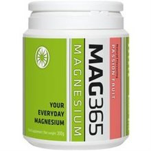 Mag365 Mag365 Magnesium Supplement Passion Fruit 300g