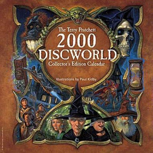 2000 Discworld Collector's Edition Calendar