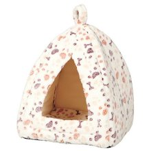 Trixie Lingo Cuddly Cave, 32 x 32 x 42 Cm, White/beige - Cave Whitebeige -  trixie cave lingo cuddly whitebeige 32 various sizes new