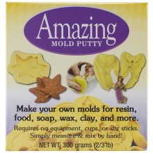 Amazing Mold Putty Kit .66lb-