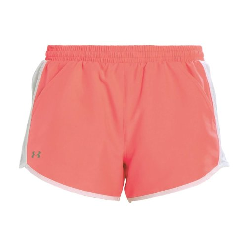 Under Armour Fly By Short 3'' 1297125-819 Womens Pink shorts