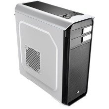 Aerocool Aero-500 White Edition Midi-tower Black,white Computer Case