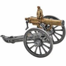 Mini Gattling Gun From Us Civil War 1861 (g421)