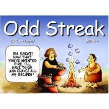 Odd Streak Book 4 by Tony Lopes