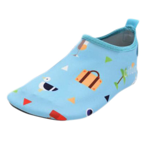 Water Socks Non-Slip Barefoot Kids Beach Sandals Wading Shoes Sneakers-A09