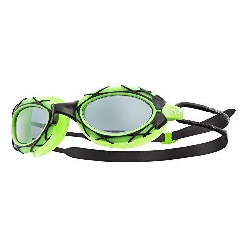 TYR Nest Pro Goggles BlackGreen