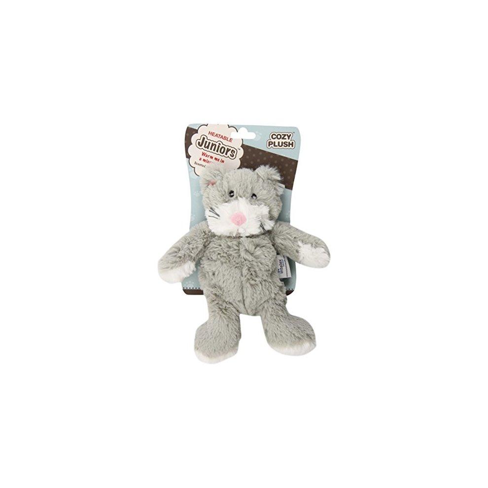feff99e8f937 Intelex Warmies Cozy Therapy Plush Junior - Cat on OnBuy