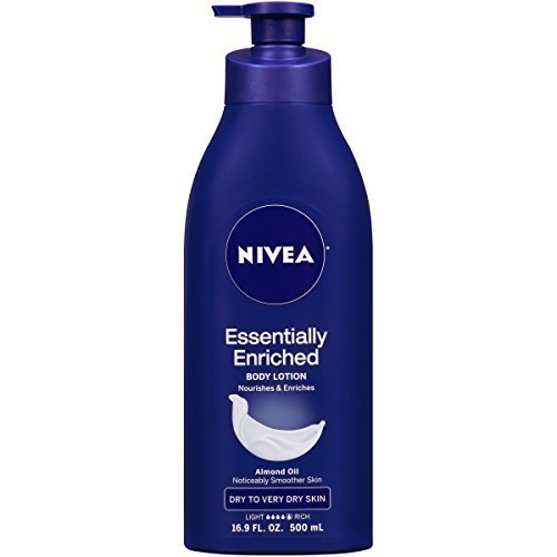 NIVEA Essentially Enriched Body Lotion 169 Fluid Ounce