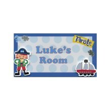 Luke My Room Sign