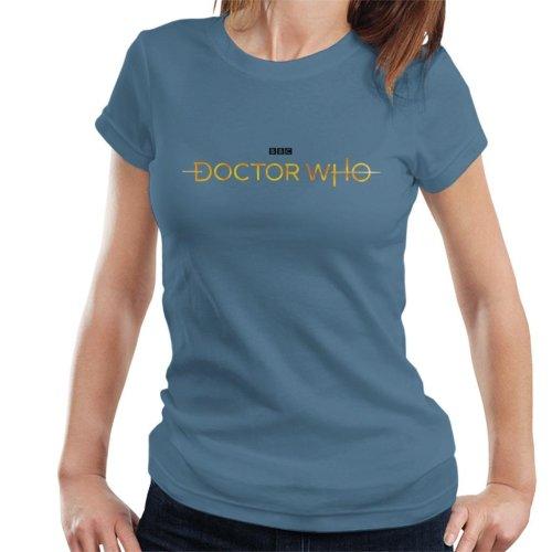 Doctor Who Hero Logo Women's T-Shirt