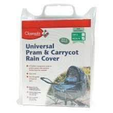 Clippasafe Universal Pram & Carrycot Rain Cover (medium)