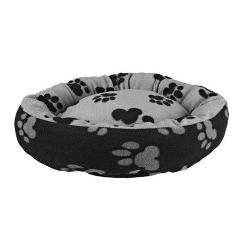 Trixie Sammy Dog Bed Small Black / Grey