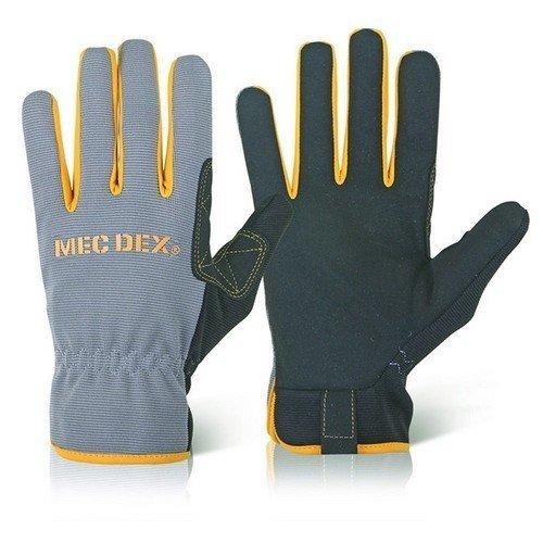 Mecdex MECDY-711L Work Passion Mechanics Gloves Large