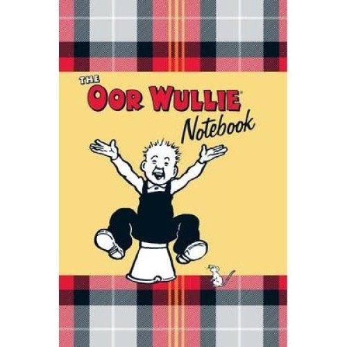 The Oor Wullie Notebook