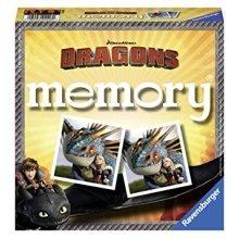Ravensburger Dragons Memory Game Brand New Sealed