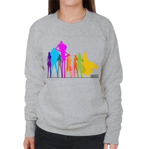 One Piece Team Luffy Women's Sweatshirt