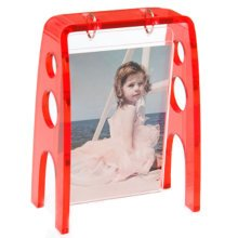 Acrylic Picture Frame Picture Frame(Swing Red Tree Model)