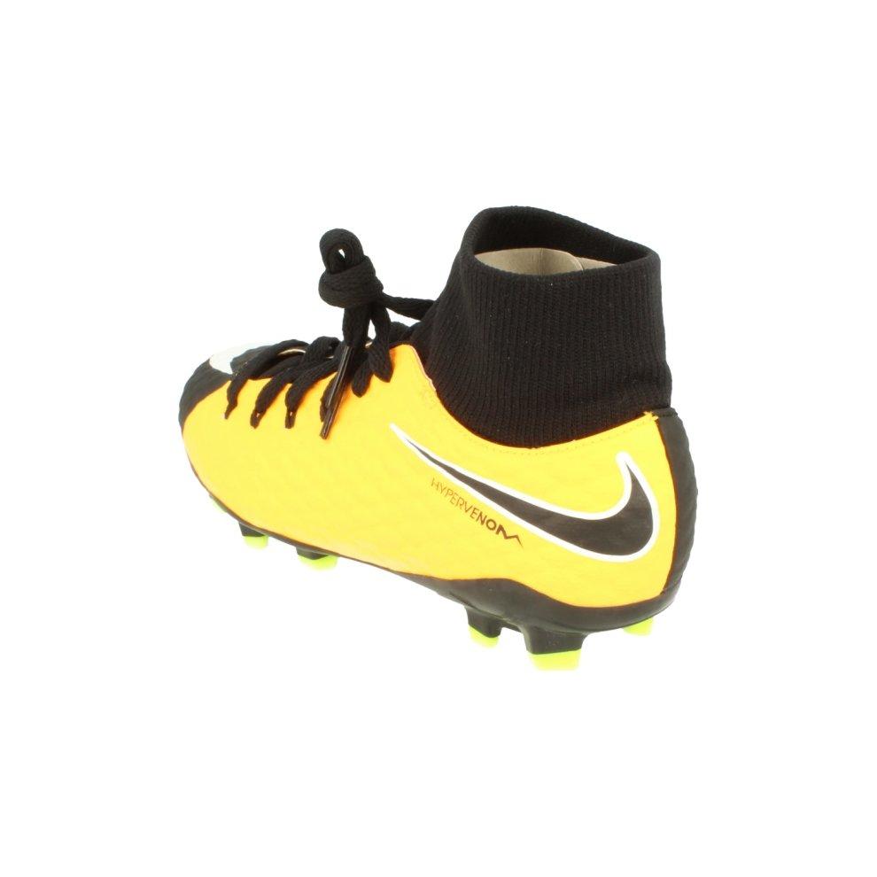 b541c02c5e2 ... Nike Junior Hypervenom Phelon 3 Df FG Football Boots 917772 Soccer  Cleats - 1 ...
