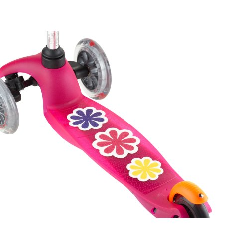 SCOOT Flower Deck Grips and Stickers
