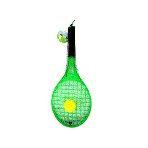 Toy Tennis Racquet With Foam Ball