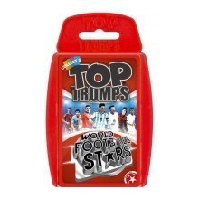 World Football Stars Top Trumps Specials